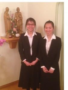 IMG_0991.jpg opptagelse av postulanter Laura og Tanja 19.3.2017